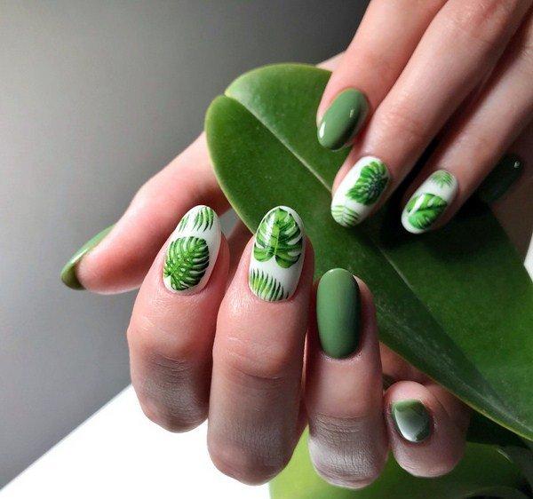 Літні фото ідеї манікюру 2020: новинки літнього дизайну нігтів, тенденції і тренди