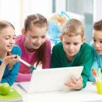 Діти і комп'ютер сценки