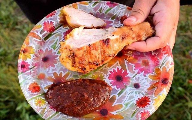 1ca591215b88ef8c7f01cdd5468c7519 Шашлик — рецепти приготування смачного шашлику з курки і маринаду для нього